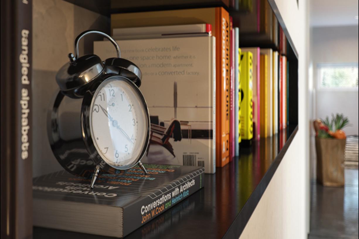 5_Clock_books